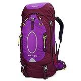 Bolang Packs Women's Tempest 40l/60l Backpack 8354 (8145 Purple 55l, Model 8354)
