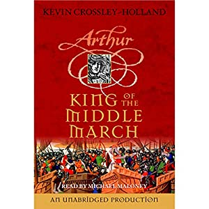 King of the Middle March Audiobook