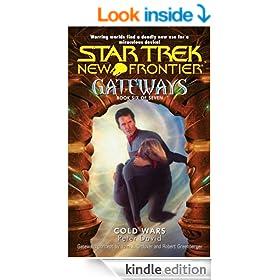 Gateways #6: Cold Wars: Gateways Bk.6 (Star Trek: New Frontier)