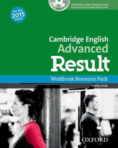Cambridge English: Advanced Result: Workbook Resource Pack Without Key (Advanced Result Workbook compare prices)