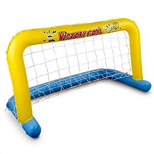 Bestway porta da calcio o pallanuoto gonifiabile set di 2 - Amazon piscina bambini ...