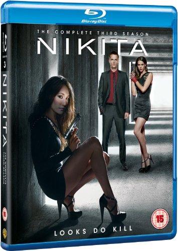 Nikita - Season 3 [Blu-ray] [2014]