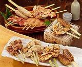 秋田比内や 比内地鶏 串焼き&ステーキセット 3~4人前