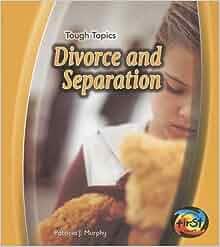 divorce and separation patricia j murphy livres. Black Bedroom Furniture Sets. Home Design Ideas