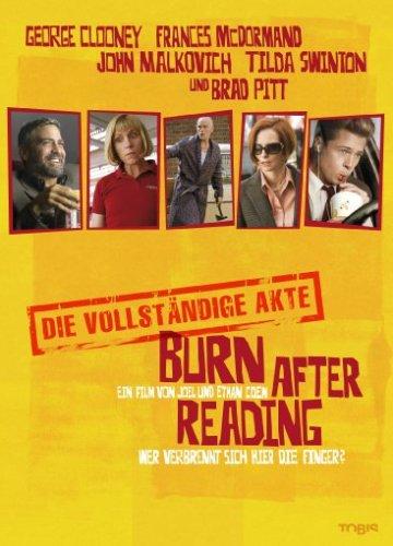 Burn After Reading [Deluxe Special Edition] [2 DVDs]