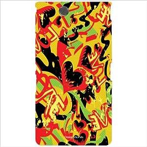Design Worlds - Sony Xperia Z Ultra C6802 Designer Back Cover Case - Multic...