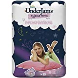 Pampers Underjams changes de nuit, Filles Taille L/XL Paquet 4x9, 36 changes