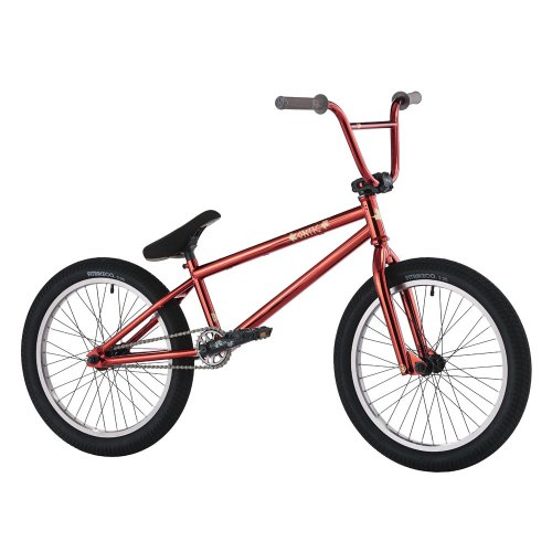 Hoffman Bikes 20.8-Inch Ontic IL BMX Bike (ED Red)