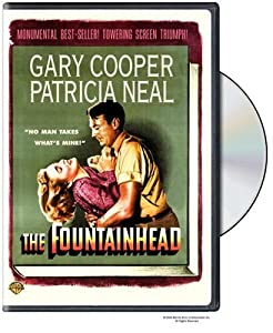 "Cover of ""The Fountainhead"""
