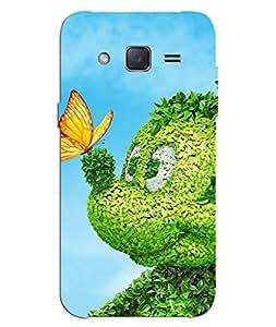 FurnishFantasy Designer Back Case Cover for Samsung Galaxy J5