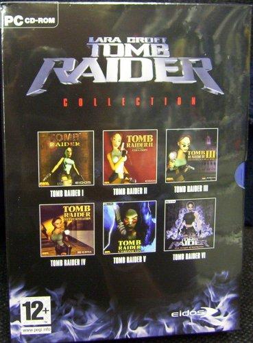 Tomb Raider Collection 1 - 6 (PC)