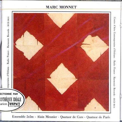 Monnet: Patatras, Chant, Rigodon & Tenebres
