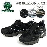 [ウィンブルドン] WIMBLEDON M012 メンズ スニーカーオールコートテニスシューズブランド ランキングお取り寄せ