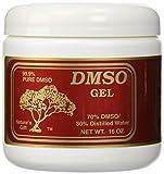 DMSO Unfragranced Gel, 16 Ounce