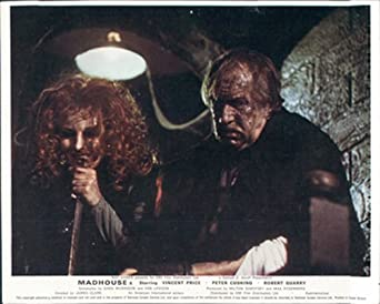 MADHOUSE VINCENT PRICE ADRIENNE CORRI LOBBY CARD at Amazon ...