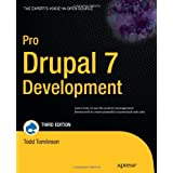 Pro Drupal 7 Development 3rd Edition (Expert's Voice in Open Source)by John VanDyk