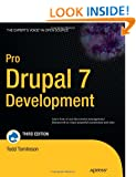 Pro Drupal 7 Development, Third Edition