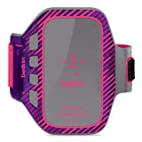 Belkin EaseFit Plus Armband for Samsung Galaxy S III / S3 (Gray / Purple)