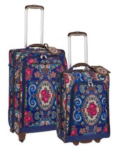 Oilily L + S Trolley Hard Tasche Reisekoffer