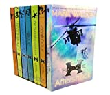 Mark Walden Mark Walden 7 Books Collection Set (H.I.V.E Series) (Aftershock, Rogue, Higher School of Villainous Education, Escape Velocity, Zero hour, Dreadnought, The Overlord protocol)