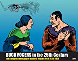 img - for Buck Rogers In The 25th Century: The Complete Newspaper Dailies, Vol. 5, 1935-1936 book / textbook / text book