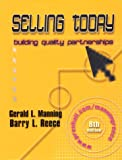img - for Selling Today: Building Quality Partnerships (8th Edition) book / textbook / text book