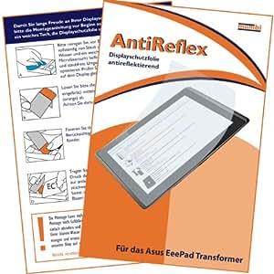 """mumbi Displayschutzfolie Asus EeePad Eee Pad Transformer 25,7cm Tablet Displayschutz """"AntiReflex"""" antireflektierend"""