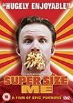 Super Size Me [Reino Unido] [DVD]