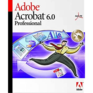 Adobe Acrobat 6.0 Professional [OLD VERSION]