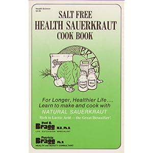 Sauerkraut & Cabbage Salt Livre en Ligne - Telecharger Ebook
