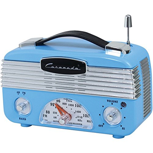 CORONADO 153001 Transistor Radio (Vintage Radio Transistor compare prices)