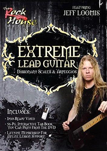 Extreme Lead Guitar, Dissonant Scales & Arpeggios 2 Volume Set [Instant Access]