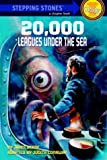 img - for 20,000 Leagues Under the Sea (A Stepping Stone Book(TM)) book / textbook / text book
