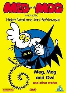 Meg and Mog: Meg, Mog and Owl [DVD]