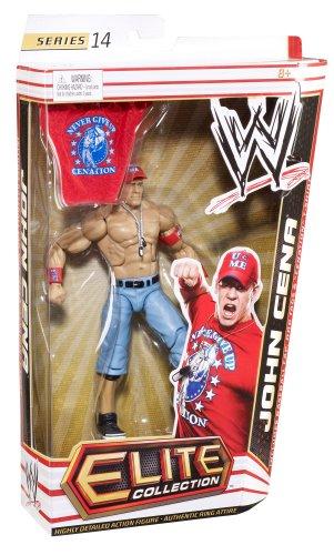 Imagen de WWE John Cena Elite Collector Figura Series 14