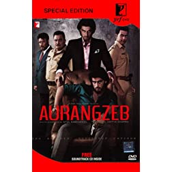 Aurangzeb (Hindi Movie / Bollywood Film / Indian Cinema DVD)