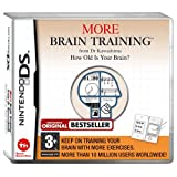 More Brain Training with Dr. Kawashima. How Old is Your Brainby Nintendo
