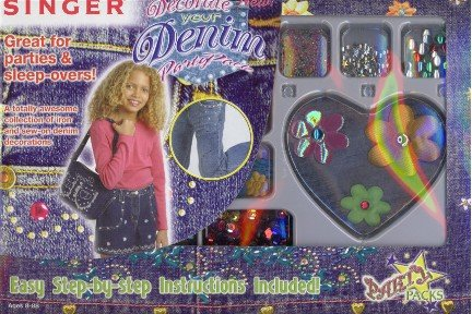 Singer Decorate Your Denim Party Pack