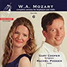 Mozart: Complete Sonatas for Keyboard and Violin Volume 6