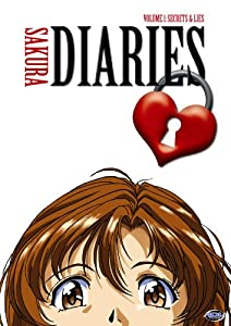 Sakura Diaries OVA Collection 1 - Secrets & Lies (ep.1-6)