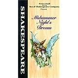 Midsummer Night's Dream [VHS] ~ Derek Godfrey