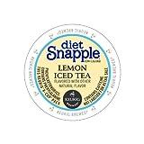 Keurig, Snapple, Diet Lemon Iced Tea, K-Cup packs, 72 Count