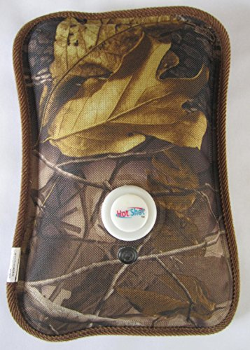 Rechargeable Portable Heat Pad/Pack (Camouflage)
