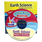 NewPath Learning Middle School Earth Science Interactive Whiteboard CD-ROM, Site License, Grade 6-9