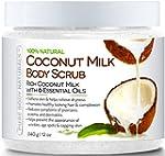 Pure Body Naturals Coconut Milk Body...