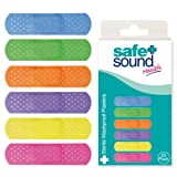 Safe and Sound 20 Sterile Washproof Glow Plasters