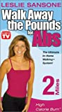 Walk Away the Pounds for Abs: 2 Miles - High Calorie Burn [VHS]