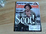 Entertainment Weekly Magazine (October 7, 2016) Outlander Sam Heughan Cover