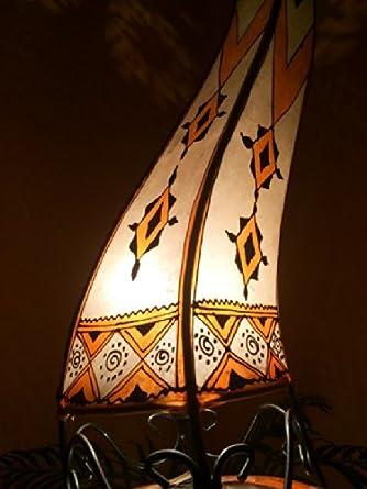 orientalische hennalampe stehlampe shifa dc523. Black Bedroom Furniture Sets. Home Design Ideas