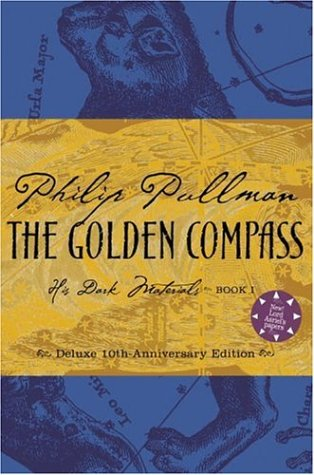 Image of The Golden Compass, Deluxe 10th Anniversary Edition (His Dark Materials, Book 1)(Rough-cut)